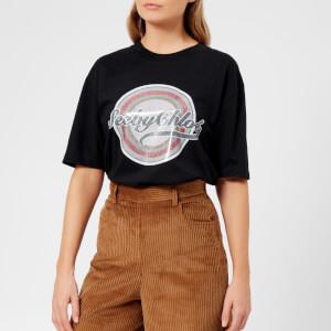 See By Chloé Women's Logo T-Shirt - Black
