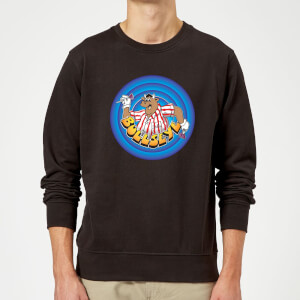 Bullseye Ring Logo Sweatshirt - Black