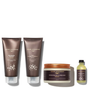 Grow Gorgeous Intensely Gorgeous Deluxe Bundle (Worth £107)