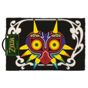 The Legend Of Zelda (Majora's Mask) Doormat