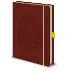 Harry Potter (Gryffindor) Premium A5 Notebook