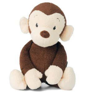WWF Cub Club Mago the Monkey with Squeaker