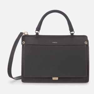 Furla Women's Like Small Top Handle Bag - Onyx