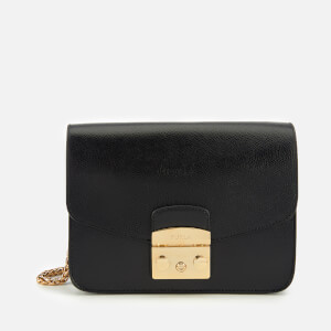 Furla Women's Metropolis Small Cross Body Bag - Black