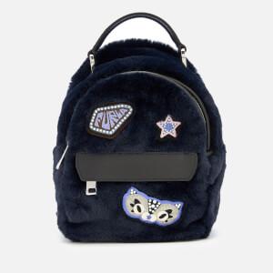 Furla Women's Furla Favola Mini Backpack - Blue