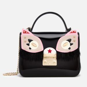 Furla Women's Candy Ginger Meringa Mini Cross Body Bag - Black