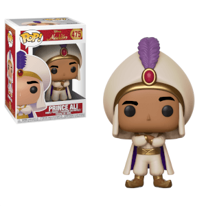 Disney Aladdin Prince Ali Pop! Vinyl Figure