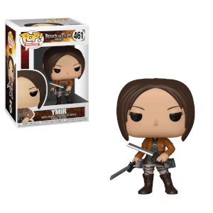 Attack on Titan Ymir Funko Pop! Figuur