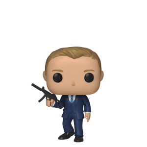 James Bond Quantum of Solace Daniel Craig Funko Pop! Vinyl