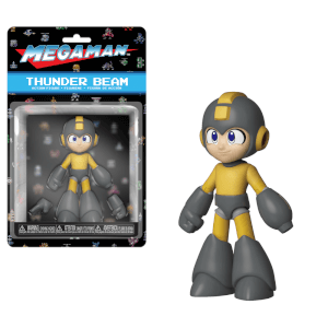 Mega Man Thunder Beam Action Figure