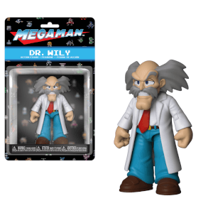 Mega Man - Dr Wily Funko Action Figure