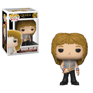 Figura Funko Pop! Rocks Queen - Roger Taylor
