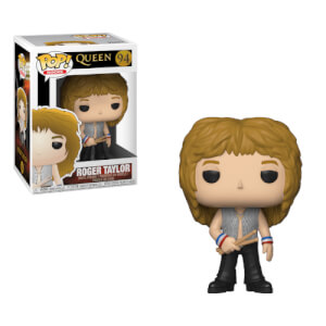 Pop! Rocks Queen Roger Taylor Funko Pop! Figuur