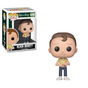 Figurine Pop! Morty Cool Rick et Morty