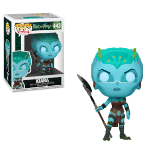 Rick and Morty Kiara Pop! Vinyl Figur