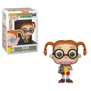 Figurine Pop! Eliza La Famille Delajungle