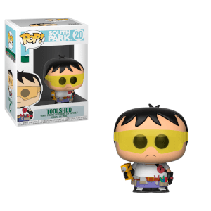 South Park Toolshed Pop! Vinyl Figur