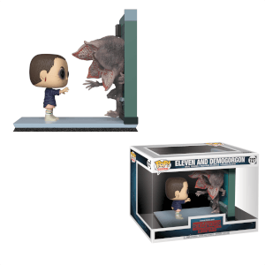 Pack de 2 Figuras Funko Pop! Movie Moments Eleven y Demagorgon - Stranger Things