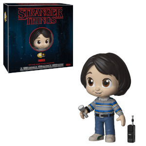 Funko 5 Star Vinyl Figur: Stranger Things - Mike