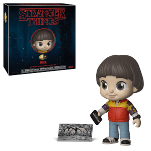 Funko 5 Star Vinyl Figur: Stranger Things - Will
