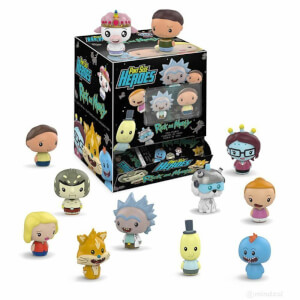 Funko Rick and Morty Pint Sized Heroes Mini Figure