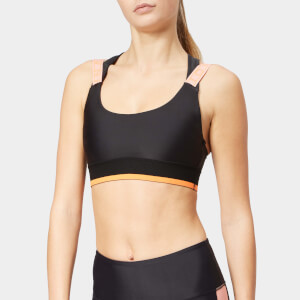 P.E Nation Women's Overtime Crop Top - Black