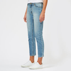 P.E Nation Women's The Colonial Jeans - Blue Denim