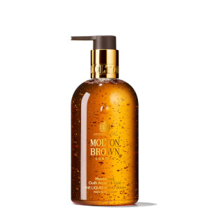 Molton Brown Oudh Accord & Gold Fine Liquid Hand Wash -käsisaippua