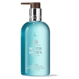 Molton Brown 沿海柏樹和海茴香洗手液