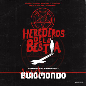 "Herederos De La Bestia Ost - Limited Edition Black 10"""" Vinyl LP (333 Copies Worldwide)"