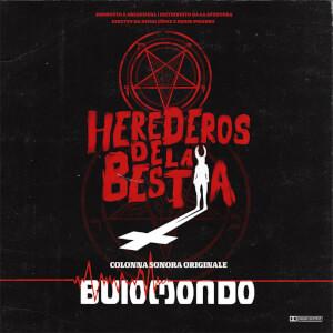 """Herederos De La Bestia Ost - beperkte oplage zwart 10"""" vinyl lp (333 stuks wereldwijd)"""