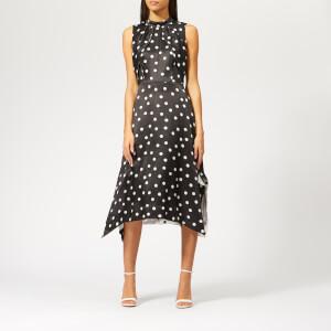 HUGO Women's Kamali-1 Printed Dress - Black