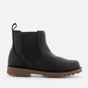 UGG Kid's Callum Water Resistant Chelsea Boots - Black