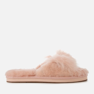 UGG Women's Mirabelle Sheepskin Slide Slippers - Amberlight