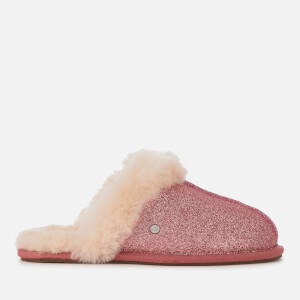 UGG Women's Scuffette II Sparkle Slippers - Pink
