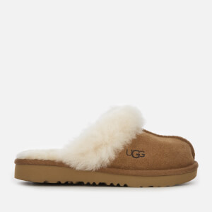 UGG Kids' Cosy II Slippers - Chestnut