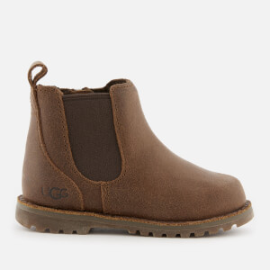 UGG Toddler's Callum Water Resistant Chelsea Boots - Chocolate