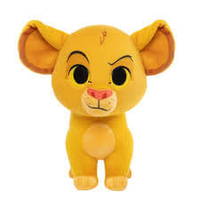 Funko Supercute Disney Lion King Simba Plush