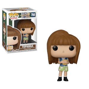 Boy Meets World Topanga Pop! Vinyl Figure