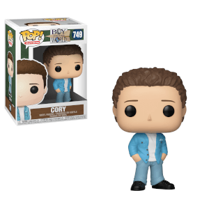 Boy Meets World Cory Pop! Vinyl Figure