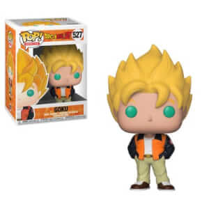 Dragon Ball Z - Casual Goku Figura Pop! Vinyl