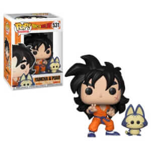 Dragon Ball Z - Yamcha e Piar Figura Pop! Vinyl