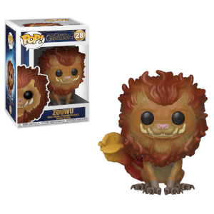 Fantastic Beasts and Where to find them 2 Zouwu Funko Pop! Vinyl