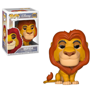 Disney Lion King Mufasa Funko Pop! Vinyl