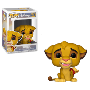 Disney Il Re Leone - Simba Pop! Vinyl