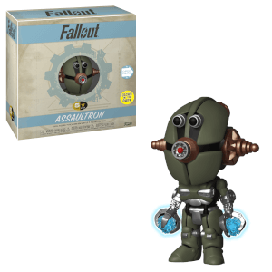 5 Star Fallout S2 Assaultron Vinyl Figure