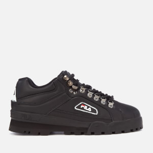 FILA Men's Trail Blazer Trainers - Black