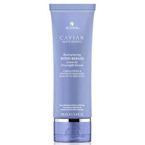 Alterna Caviar Restructuring Bond Repair Leave-in Overnight Serum 100ml