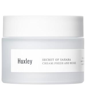 Huxley Fresh and More Cream 50ml (Free Gift)