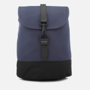 RAINS Drawstring Backpack - Blue